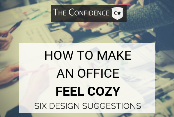 how to make an office feel cozy