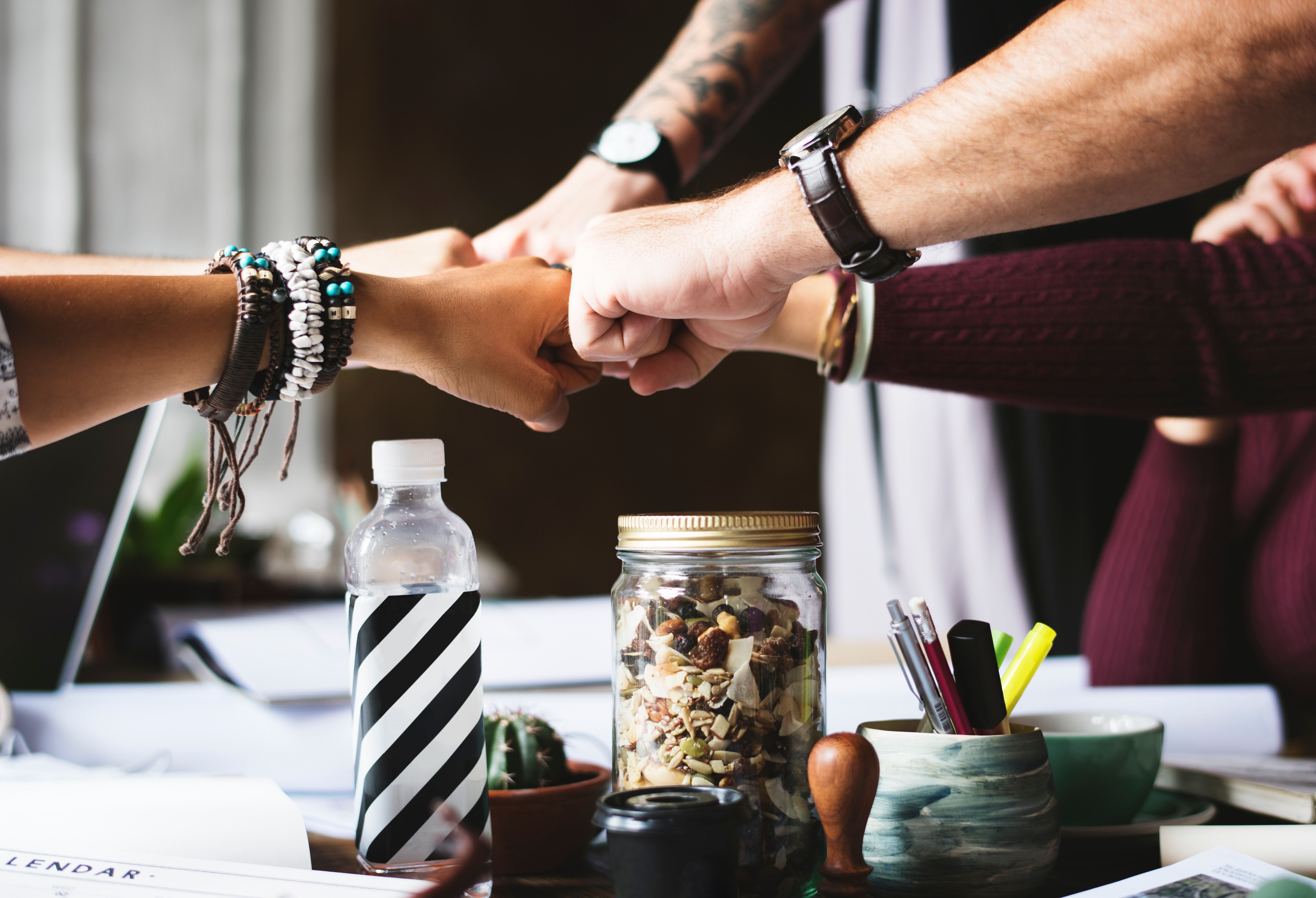 Characteristics of Effective Teams in the Workplace