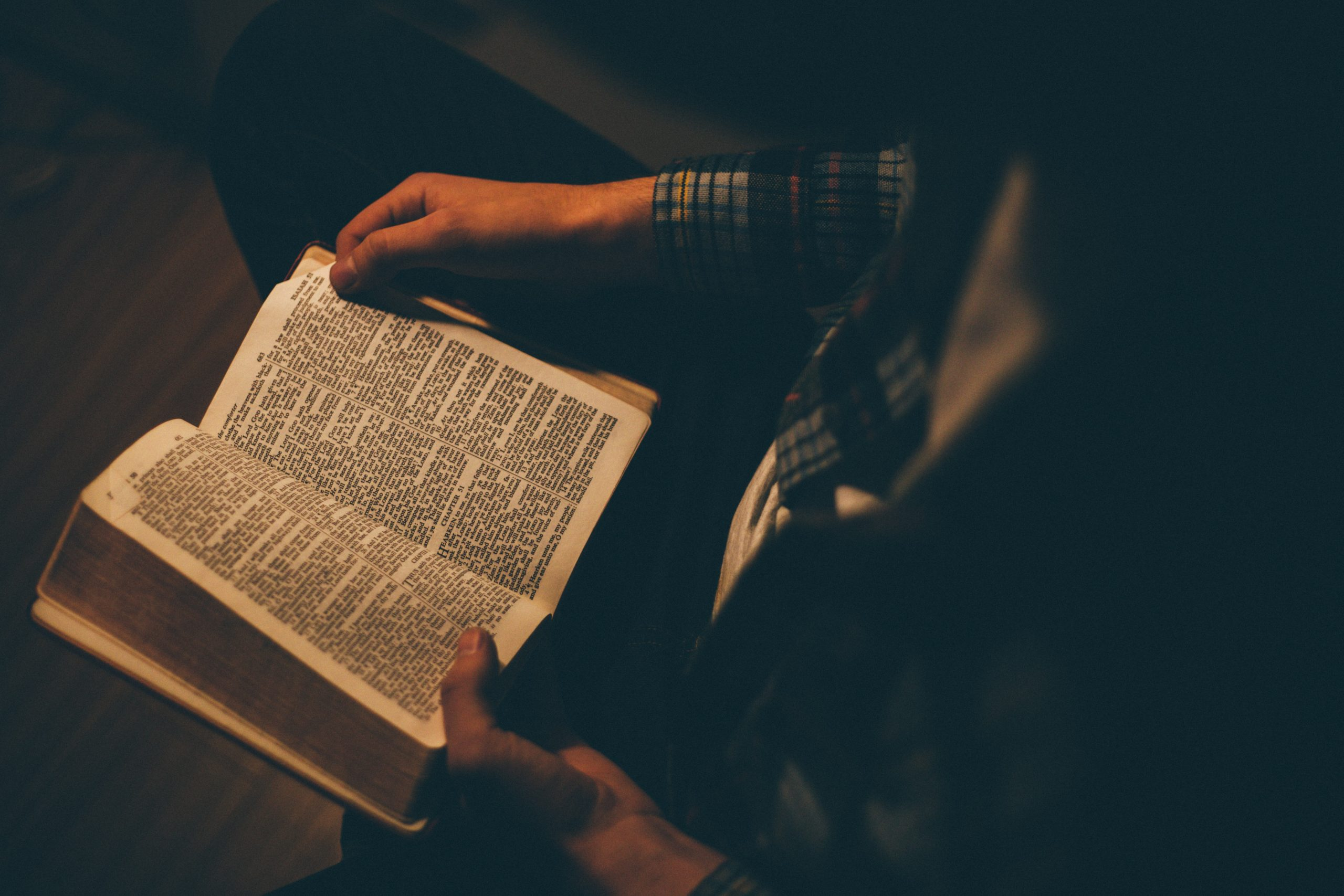 Lost in the Word