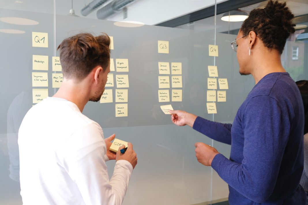 Planning ahead through a kanban roadmap. Roadmap prioritization and planning.